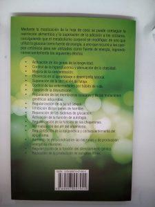 Libro Bolivia - Coca dieta Cetogénica