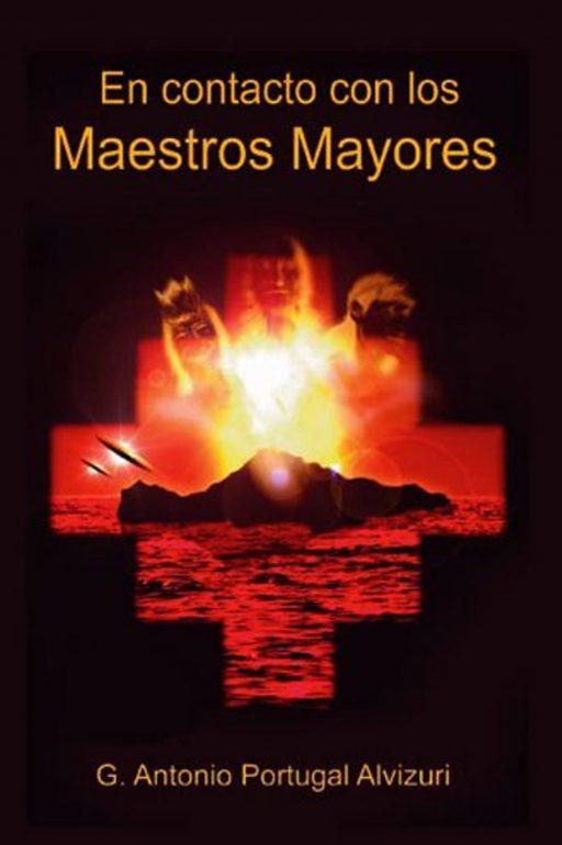 Antonio Portugal - En Contacto con los Maestros Mayores-Tapa