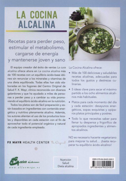 La Cocina Alcalina: 100 recetas saludables y deliciosas