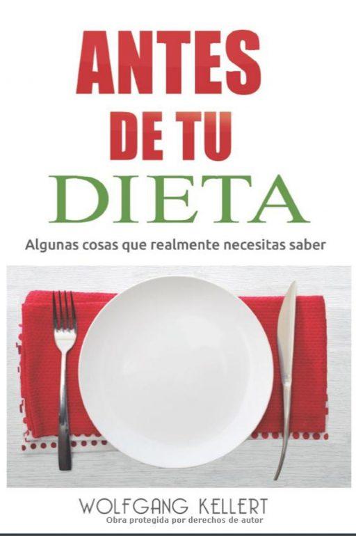 Wolfgang Kellert - Antes de tu Dieta