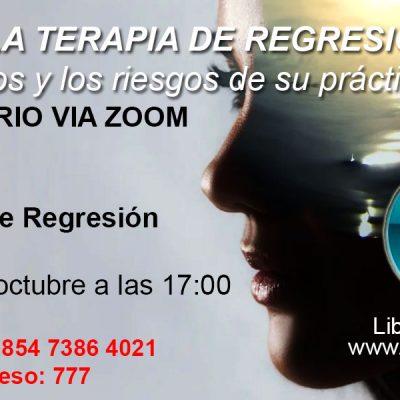 CONVERSATORIO – MITOS DE LA TERAPIA DE REGRESIÓN!